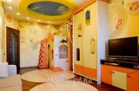 13. Детская комната с двухъярусной кроватью