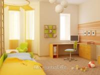 4 Детская комната для школьника