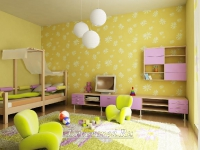 6. Детская комната для малыша до 7 лет