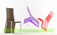 3 ярких стула